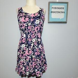 Decree floral dress large